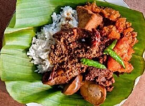 Gudeg Kuliner Khas Yogyakarta Rumah Makan Duta Minang